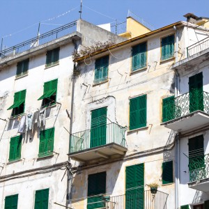 Liguria - Cinque Terre NP - Riomaggiore - 7-7-2011 9-39-44 AM